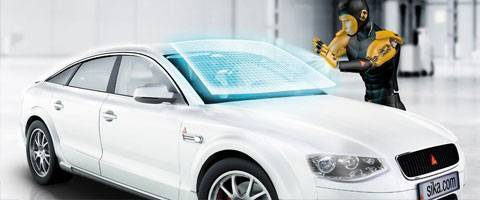 Products for automotive aftermarket - Sika