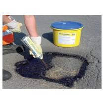 Asphalt prepared