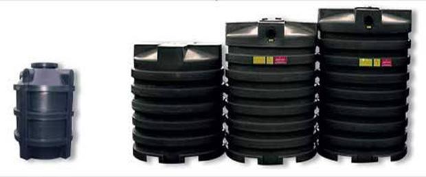 Storage and tank