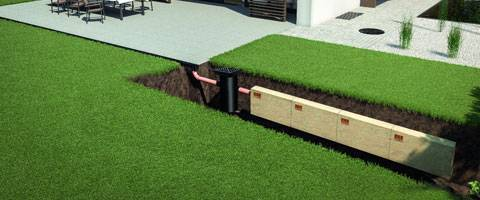 Stormwater infiltration