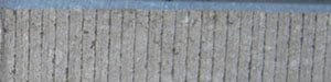 Margelle en pierre ciselé