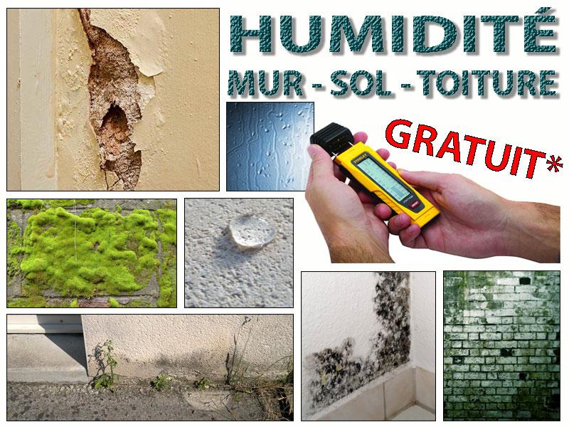 Protégez vos constructions avant l'hiver contre l'humidité