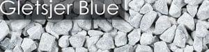 sac gravier gris blanc bleu gletsjer blue 8/15