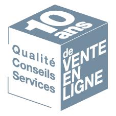 Logo Pierre et Sol 10 ans